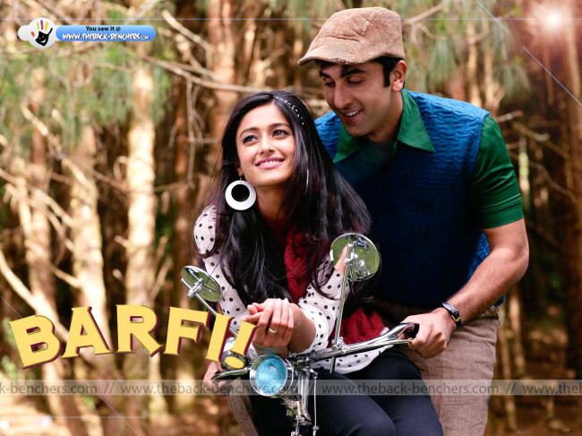 barfi movie wallpapers