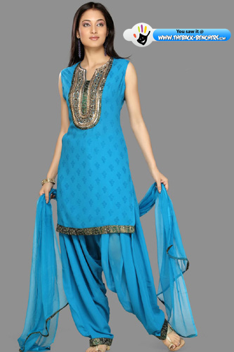 patiala salwar suits designs