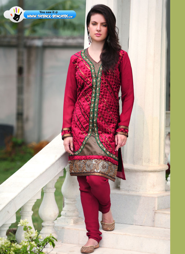 punjabi suits designs