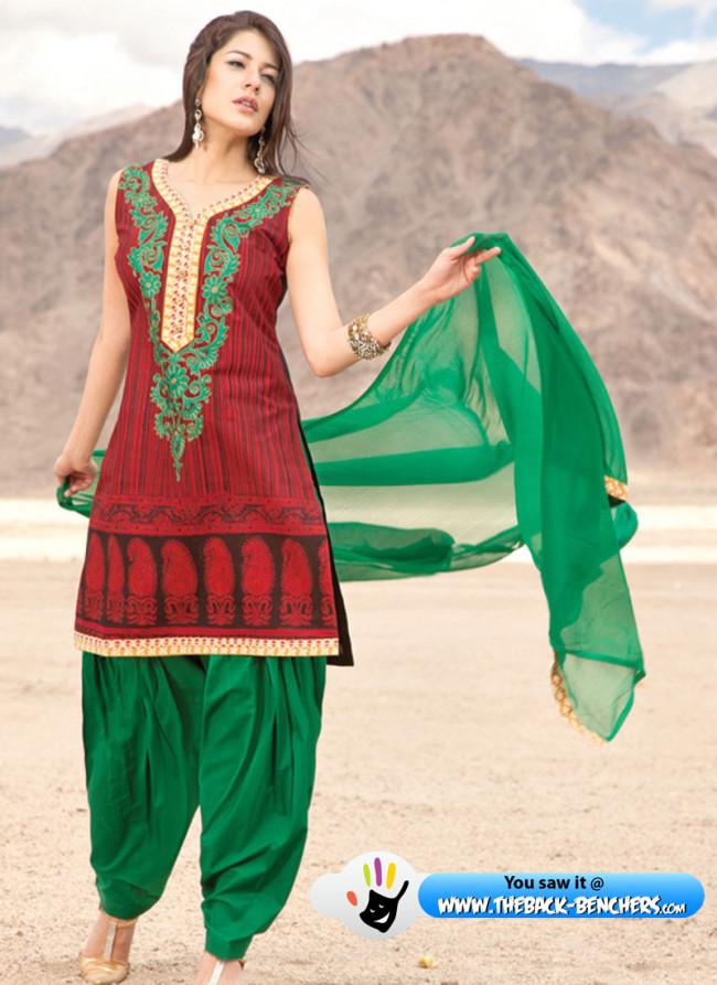 punjabi suits designs for girls