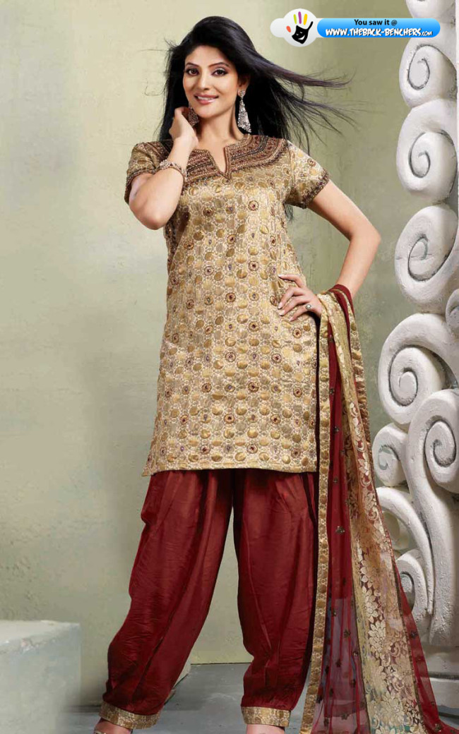 punjabi suits girls pictures
