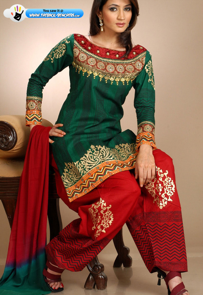 punjabi suits images
