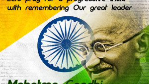 Gandhi jayanti wallpapers