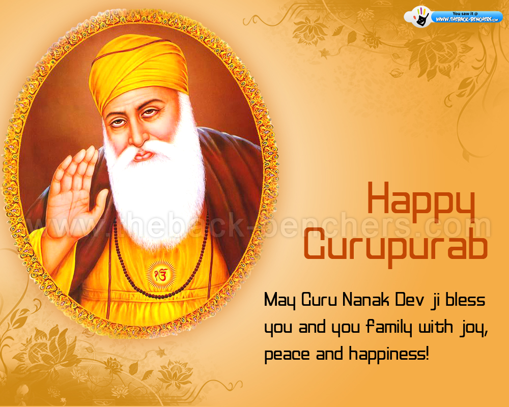 Happy gurpurab wallpapers
