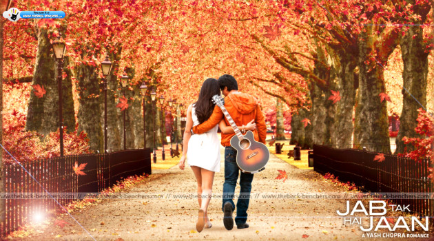 Jab Tak Hai Jaan wallpaper