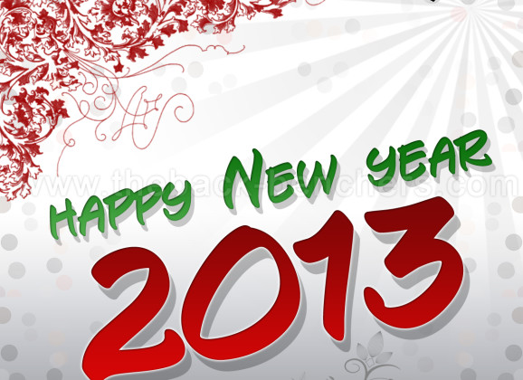Happy New Year 2013, New Year Wishes 2013