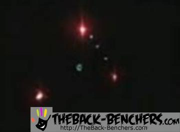 UFO in Colorado 2011 Images and Video