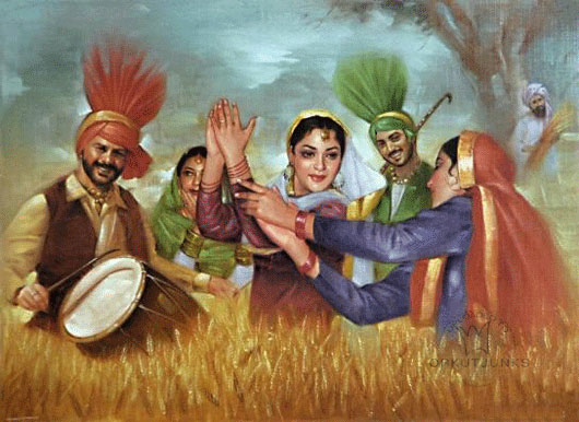 Free Baisakhi Pictures, Vaisakhi quotes  and wallpapers