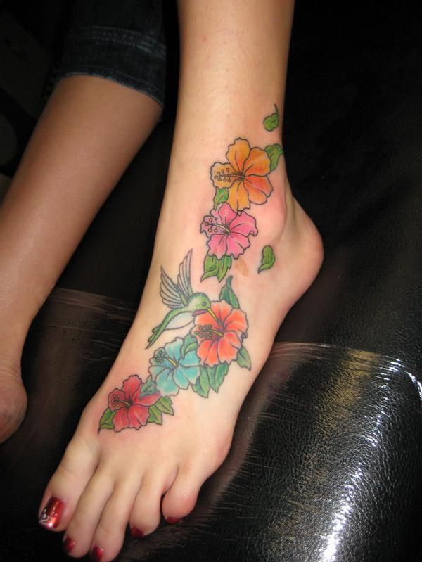 Girls body Tattoos Photos