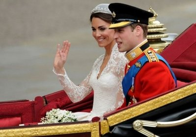 Latest Picture of Royal wedding Britains Prince William 2011