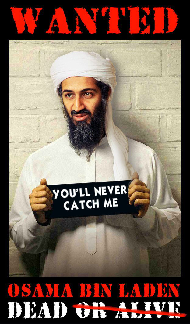 Funny in laden songs. Osama Bin laden dead funny