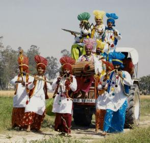 Punjab and Punjabi Virsa Pictures