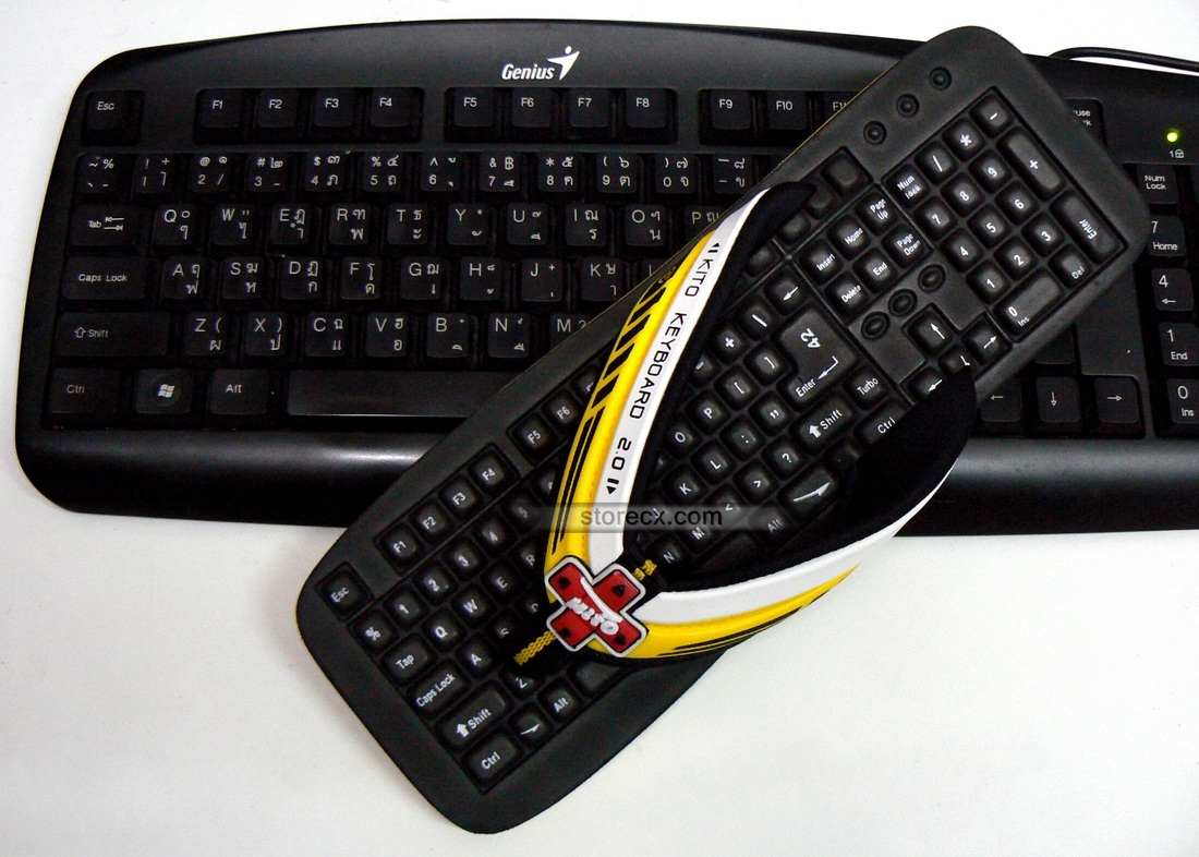 New trend keyboard slipper, Flip Flop worldwide free shipping