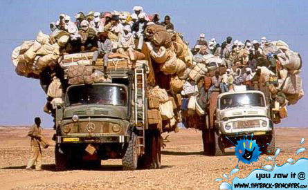 Top 10 Overload Funny pictures, Overload Trucks, cars, train, Bike